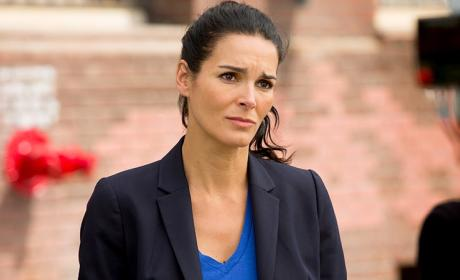 Facial Blindness - Rizzoli & Isles
