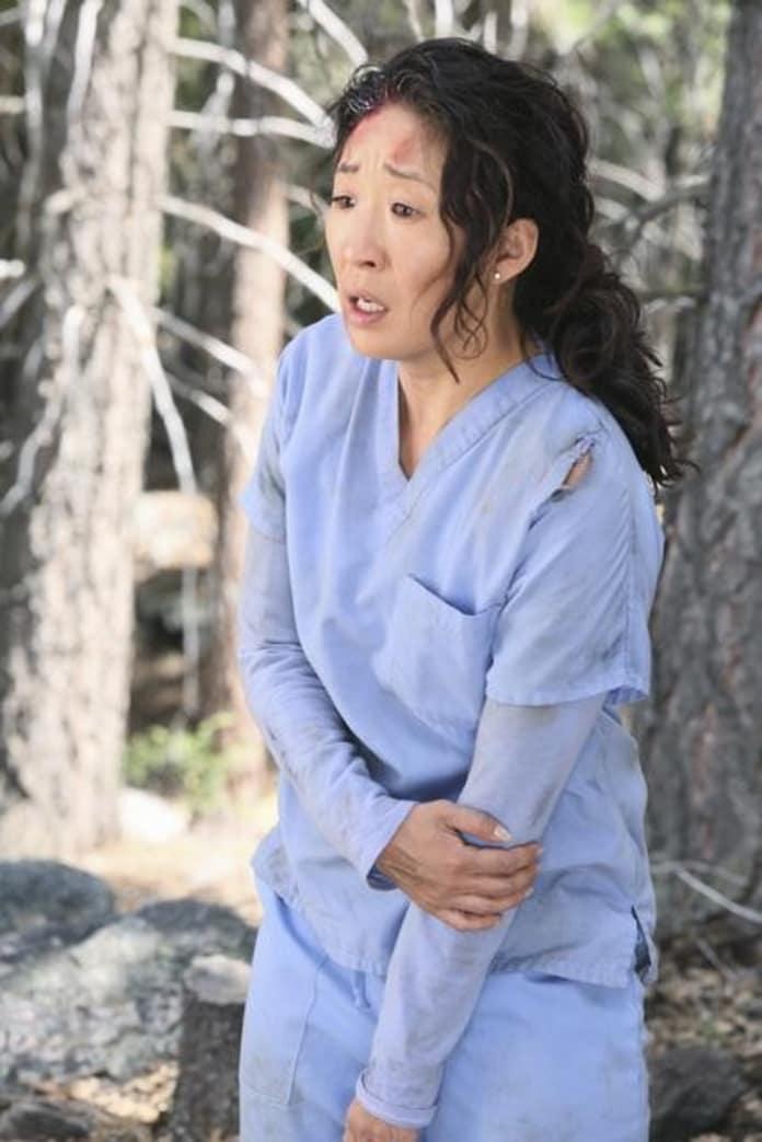 How Will Cristina Handle Crash on Grey\'s Anatomy? - TV Fanatic