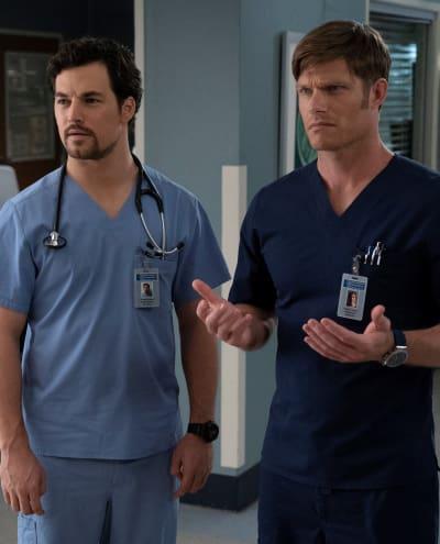 Many Options - Tall - Grey's Anatomy Season 15 Episode 9