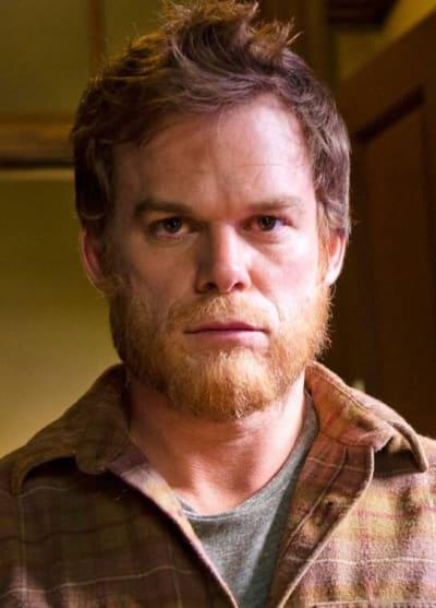 Dexter as a Lumberjack