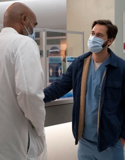 Tell It to Me Straight -Tall - New Amsterdam Season 3 Episode 1