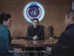Mao, Chrisjen and Errinwright - The Expanse Season 2 Episode 4