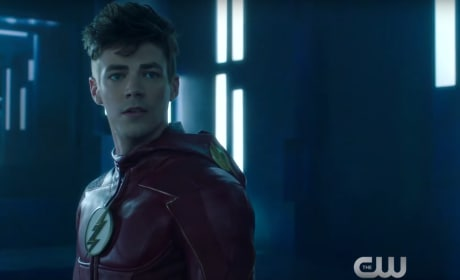 The Flash Fall Finale Promo: Will DeVoe Murder Someone Close to Barry?!