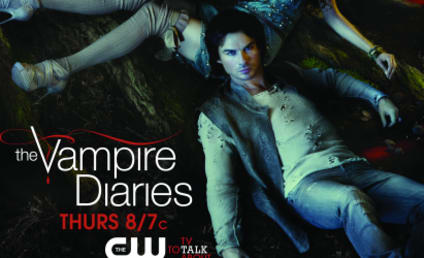 The CW Renews The Vampire Diaries, Supernatural and 90210