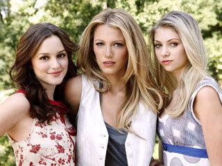 Gossip Girl Girls