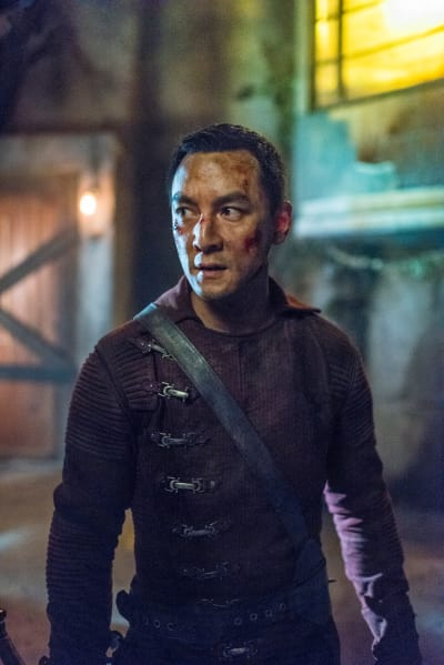 Sunny Weighs His Options - Into the Badlands Season 2 Episode 10