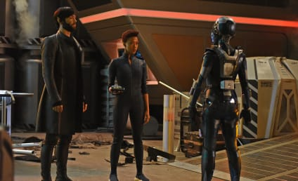 Star Trek: Discovery Season 2 Aims High