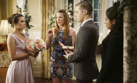 Lily and Toby's Wedding - Switched at Birth