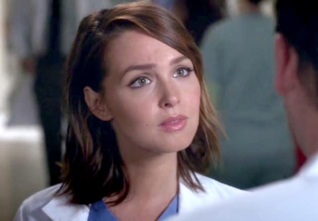 Jo Wilson - Grey's Anatomy