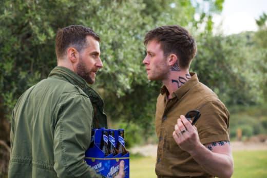 Getting the Beer - Berlin Station Season 2 Episode 2