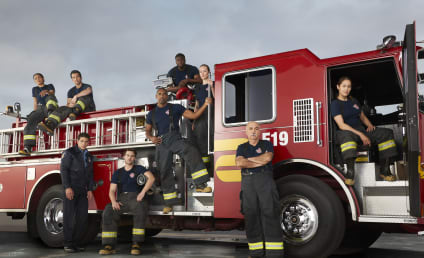 Station 19 Snags Season 4 Renewal at ABC