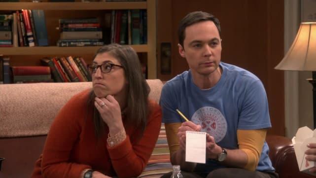 Amy & Sheldon - The Big Bang Theory