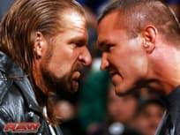 Triple H vs. Orton