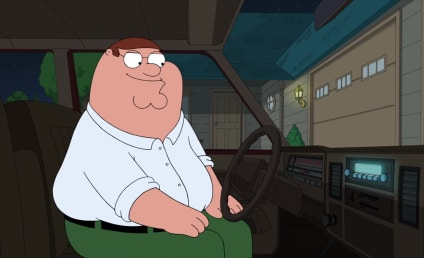 Family Guy Season 15 on DVD: Watch This Deleted Scene!