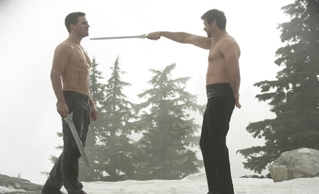 Point Not Taken - Arrow Season 3 Episode 9