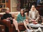 Awkward Family Visit - The Big Bang Theory