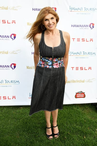Connie Britton at Movie Festival