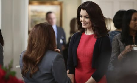 Talking To the First Lady - Scandal Season 4 Episode 14