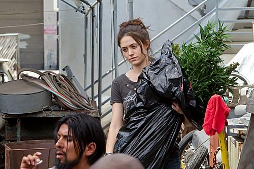 Emmy Rossum as Fiona Gallagher