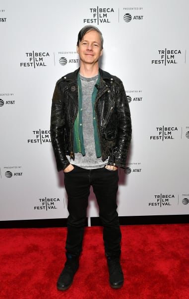 John Cameron Mitchell  Attends Tribeca Pride Day