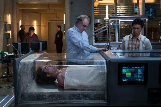 Who's Dead? - Stitchers Season 3 Episode 1