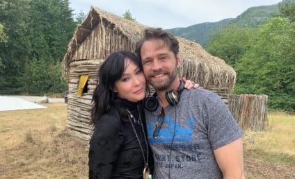 "Jason Priestley ""Heartbroken"" Over Shannen Doherty's Cancer Diagnosis"
