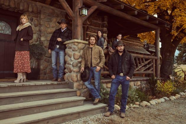 Yellowstone Season 2 Wide Shot
