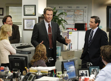 Watch The Office Season 7 Episode 19 Online