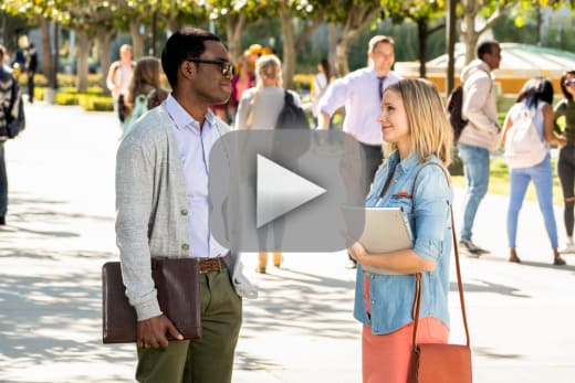 Watch The Good Place Online: Season 3 Episode 1 - TV Fanatic