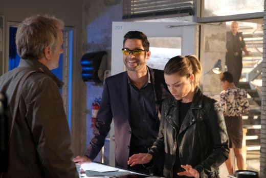 Always Warm - Lucifer Season 3 Episode 7