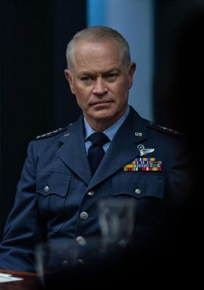 Neal McDonough as General Harding - Project Blue Book Season 2 Episode 3