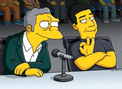 Watch The Simpsons Season 21 Episode 23 Online