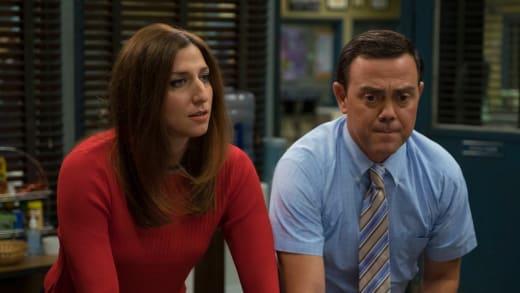 Gina and Charles