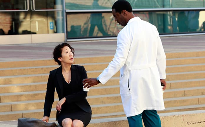Grey S Anatomy Review Cristina And The Chocolate Factory