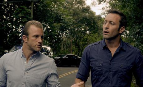 Steve and Danny Together  - Hawaii Five-0 Season 5 Episode 25