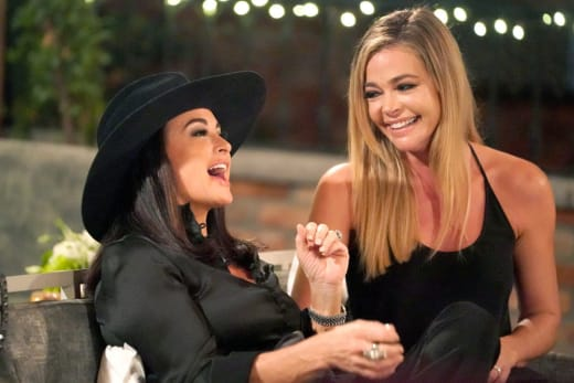 Caught Between Friends - The Real Housewives of Beverly Hills