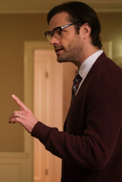 A Happy Sam - Supernatural Season 14 Episode 15