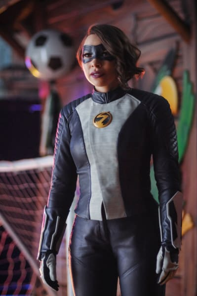 XS In Peril  - The Flash Season 5 Episode 17