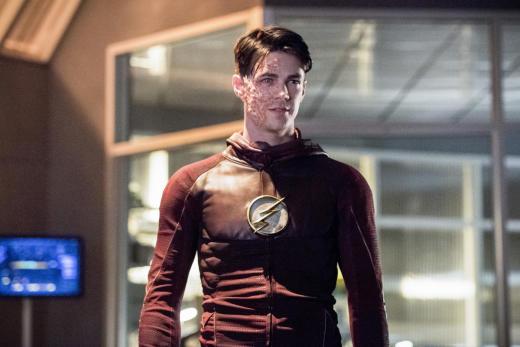 It's Savitar-Barry! - The Flash Season 3 Episode 22