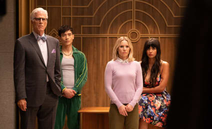 The Good Place Season 4 Episode 10 Review: You've Changed, Man