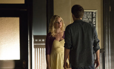 A Chat with Stefan - The Vampire Diaries Season 6 Episode 7