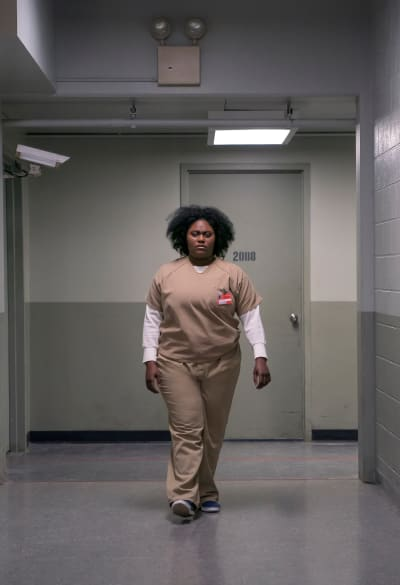 Lifer on the Move - Orange is the New Black