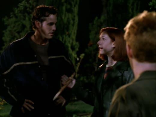 Picking Up The Slack - Buffy the Vampire Slayer Season 3 Episode 1