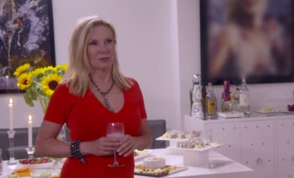 Watch The Real Housewives of New York City Online: Hurricane Leah