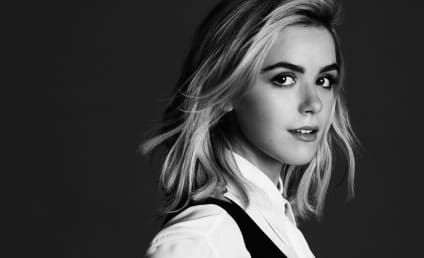 Kiernan Shipka Cast as Sabrina the Teenage Witch!!!