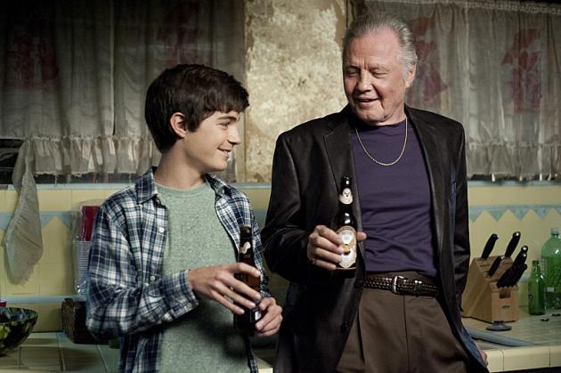 Conor and Mickey