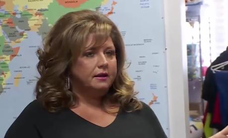 Abby Lee Miller Has Some Words - Dance Moms