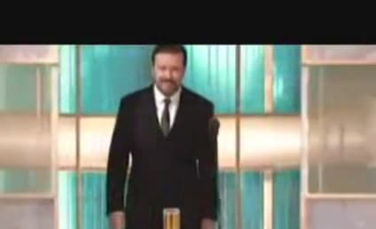 Ricky Gervais: Golden Globes Host, Provocateur