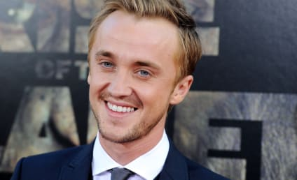 The Flash Season 3 Adds Tom Felton as Series Regular