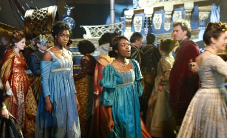 It's a Dance - Still Star-Crossed Season 1 Episode 1